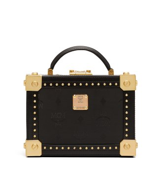 MCM Berlin Crossbody Black $1,495