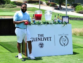 , Los Angeles, CA - 7/16/2018 - The Golf Classic powered by Glenlivet, Malbon Golf, and Talent Resources Sports to benefit Athletes vs. Cancer at Braemar Country Club. -PICTURED: Anthony Anderson -PHOTO by: Michael Simon/startraksphoto.com -MS_10346 Editorial - Rights Managed Image - Please contact www.startraksphoto.com for licensing fee Startraks Photo New York, NY For licensing please call 212-414-9464 or email sales@startraksphoto.com Startraks Photo reserves the right to pursue unauthorized users of this image. If you violate our intellectual property you may be liable for actual damages, loss of income, and profits you derive from the use of this image, and where appropriate, the cost of collection and/or statutory damages.